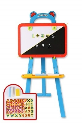 Crayola Wooden Easel and Dry Erase Board