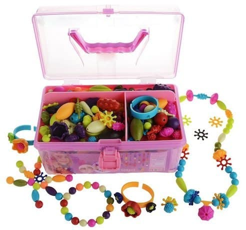 Gili Pop Beads, Arts and Crafts Toys Gifts for Kids