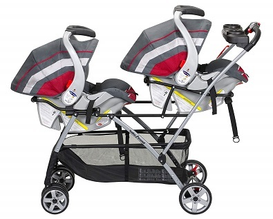 Best Twin Strollers With Car Seat, Universal Infant Car Seat Stroller