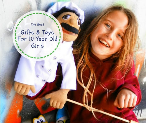 Best Toys and Gift Ideas for 10 year old Girls