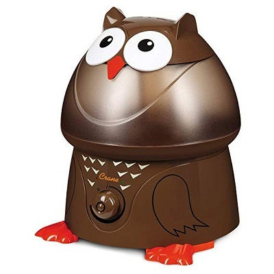Filter-Free Cool Mist Humidifiers for Kids, Owl