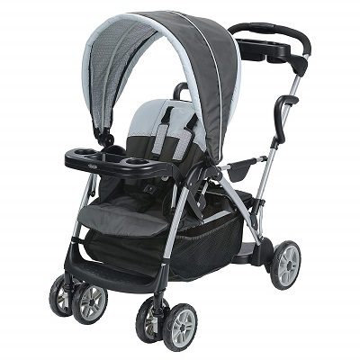 Graco RoomFor2 Stand and Ride Double Stroller