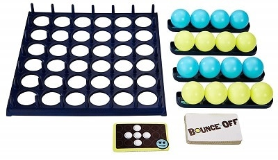 Mattel Games Bounce Off Game