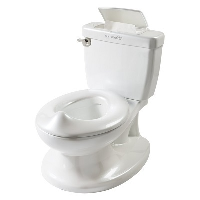Summer Infant My Size Potty - Training Toilet for Toddler Boys and Girls