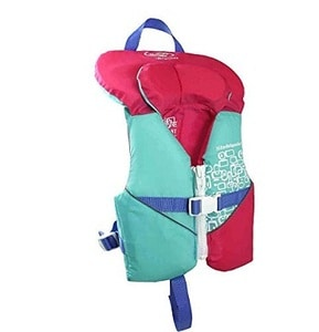 Stohlquist Toddler Coast Guard Approved Life Vest