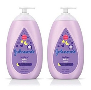 Johnson's Calming Bedtime Baby Lotion