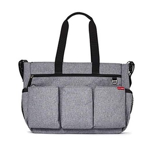 Skip Hop Diaper Bag Tote For Double Strollers