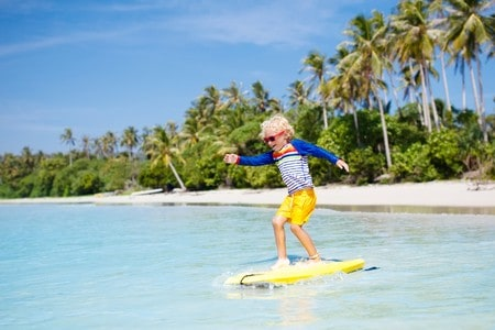 Top 10 Best SurfBoards for Kids Reviews and Buying Guide